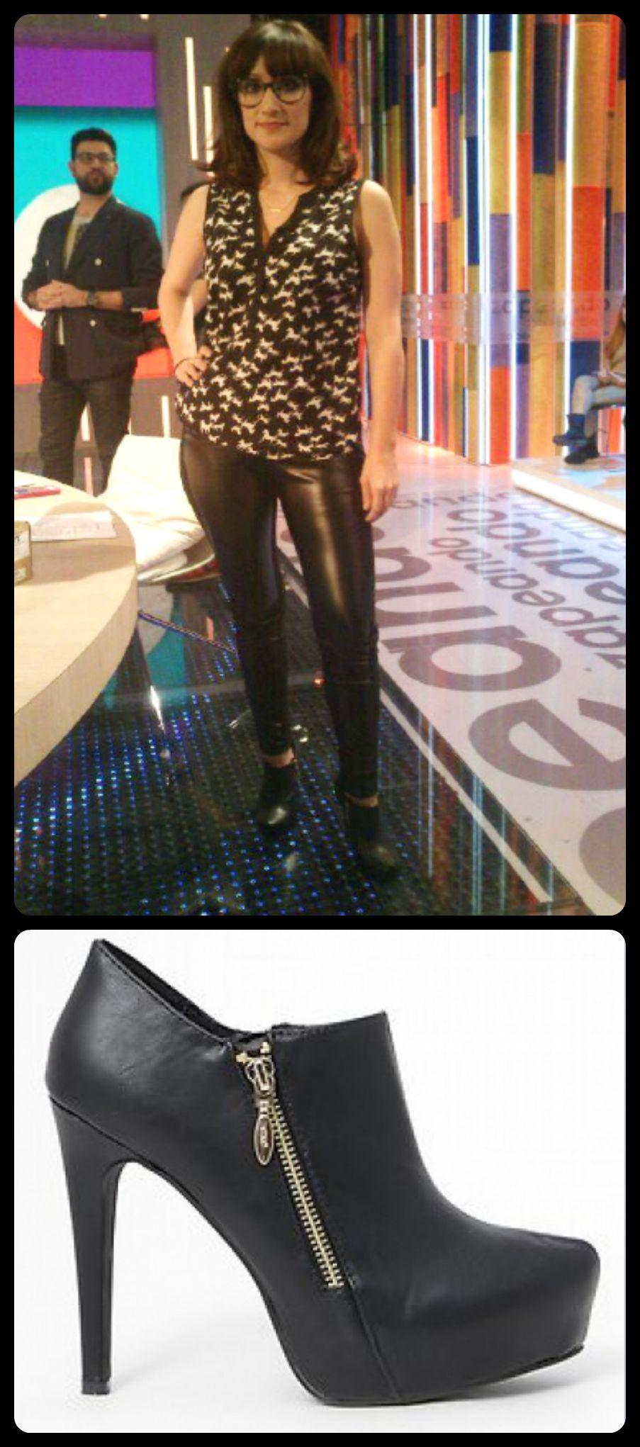 Ana Morgade con Exé Shoes | Ana Morgade | Pinterest