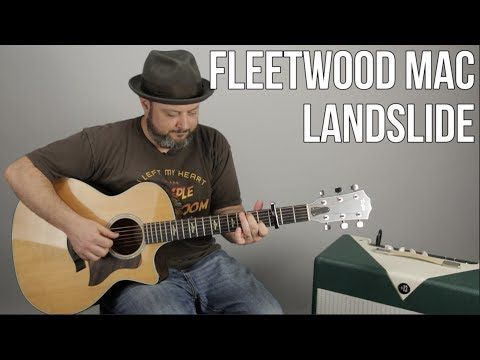 5 How To Play Landslide By Fleetwood Mac On Guitar Acoustic