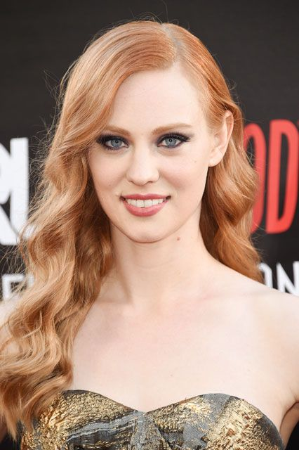 Red Hair Dye Jobs Celebrity Redheads Dyed Blonde Hair Strawberry Blonde Hair Color Blonde Dye