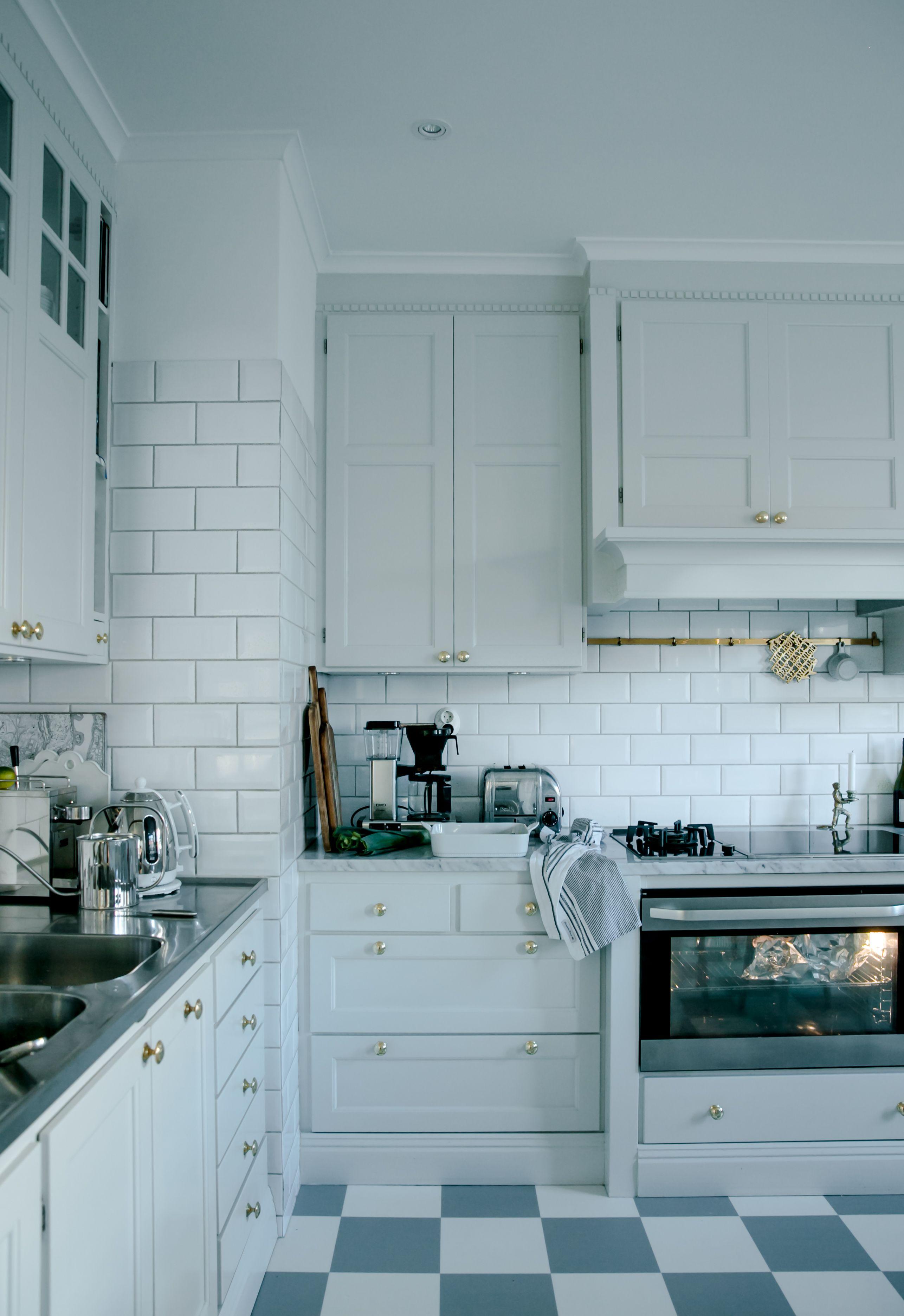 House of Philia   White Kitchen   Pinterest   House and Kitchens