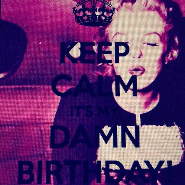 It's my birthday on July 13th! | Happy birthday meme ...