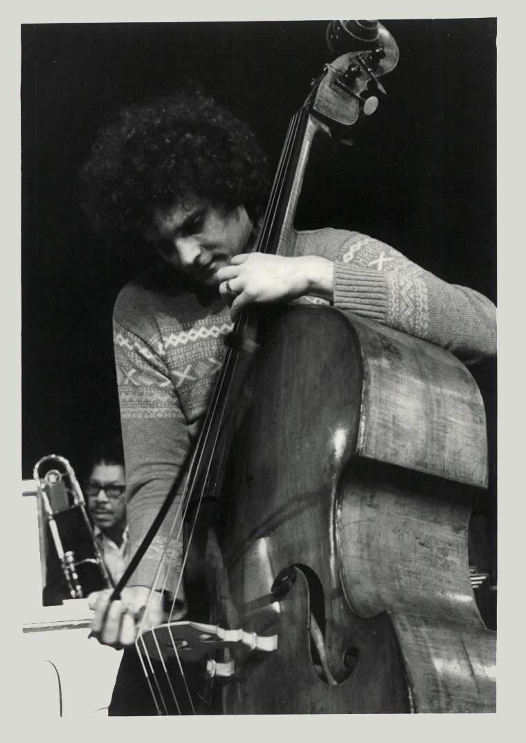 Miroslav Vitous Born 6 Dec 1947 Czech Jazz Bassist Muziek