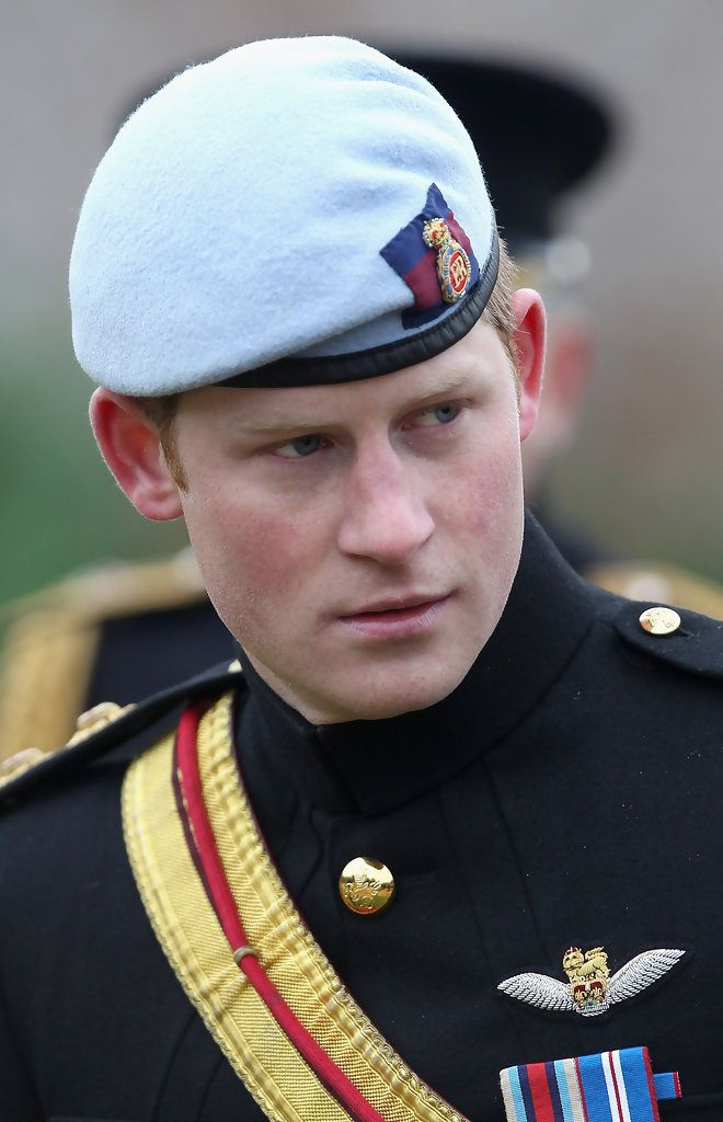 Prince Harry - Prince Harry Attends The Opening Of The Wootton Bassett Field Remembrance