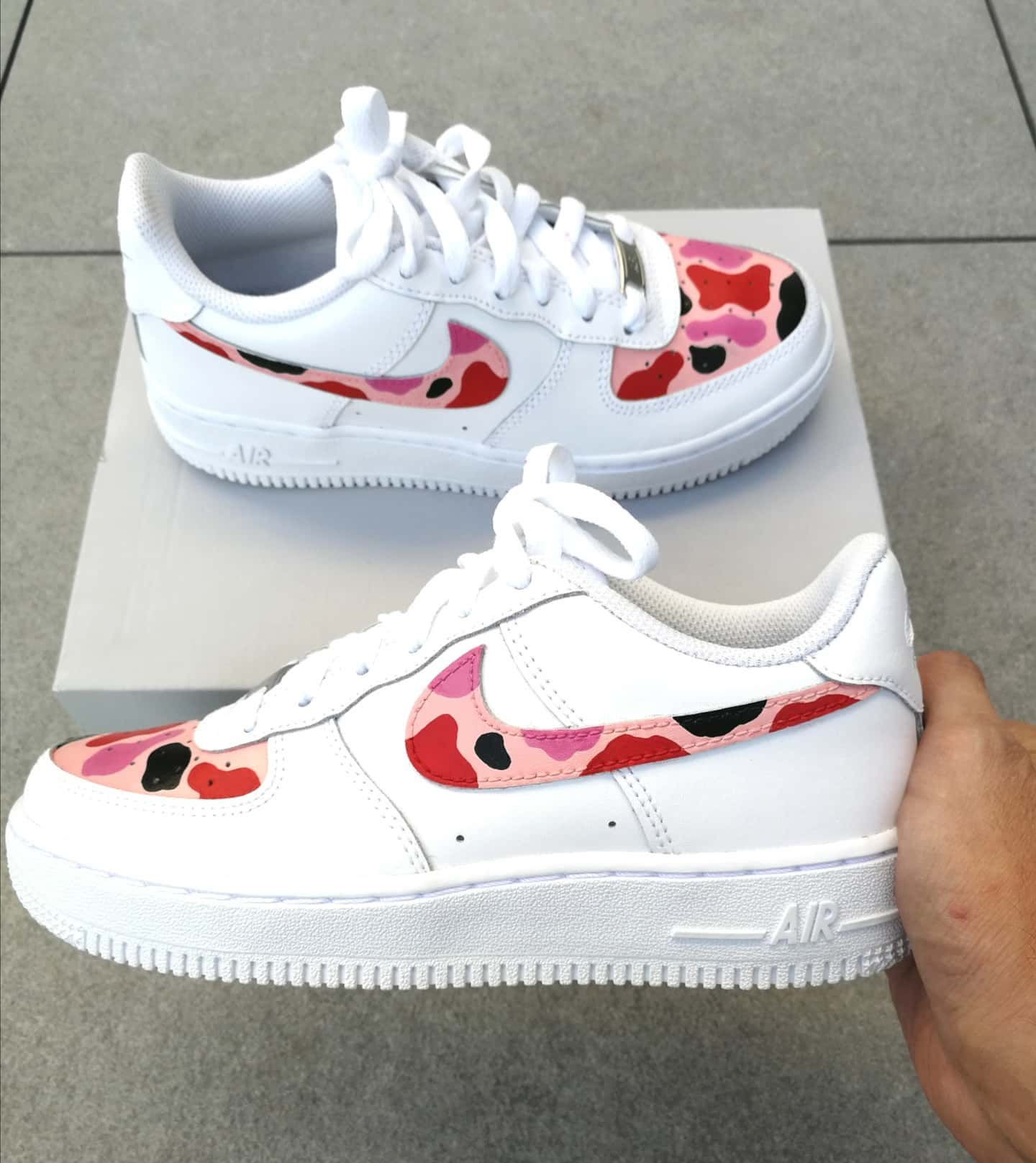 chaussure air force 1 customiser
