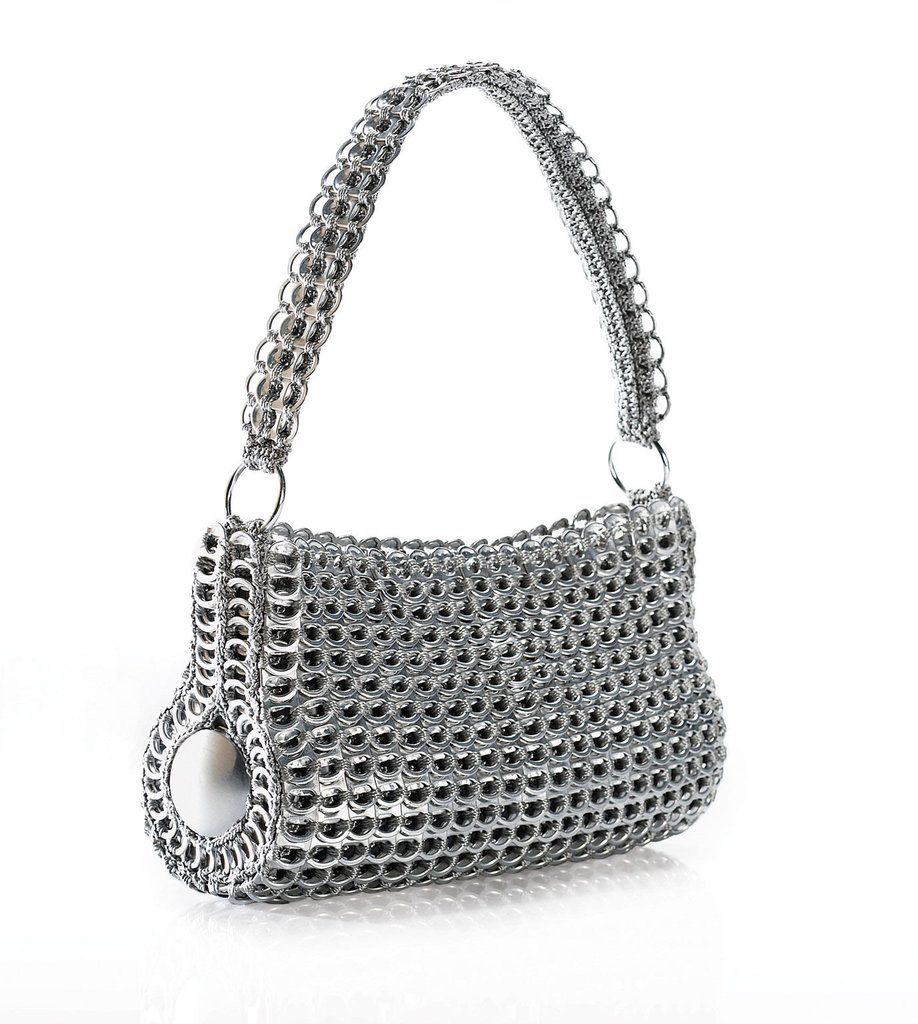 Danubia Shoulder Bag | Shoulder bags, Pop tabs and Crochet