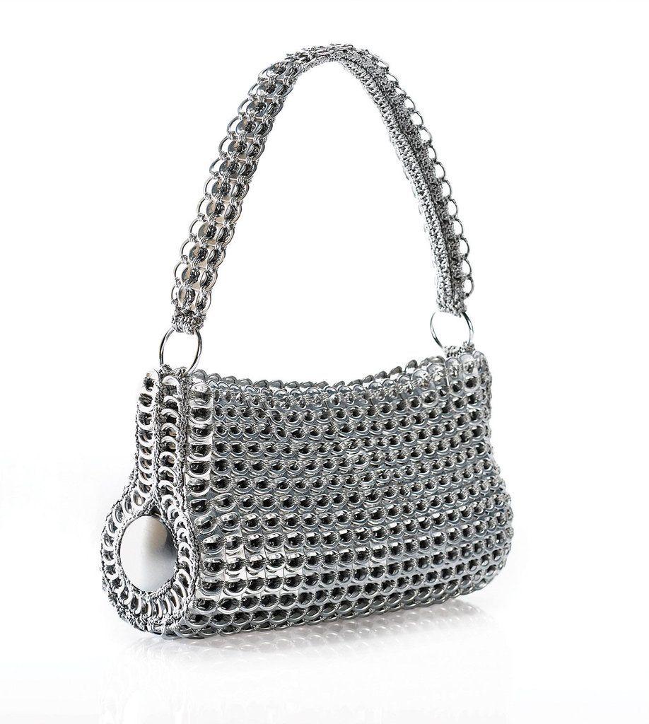 Danubia Shoulder Bag | Shoulder bags, Pop tabs and Crochet