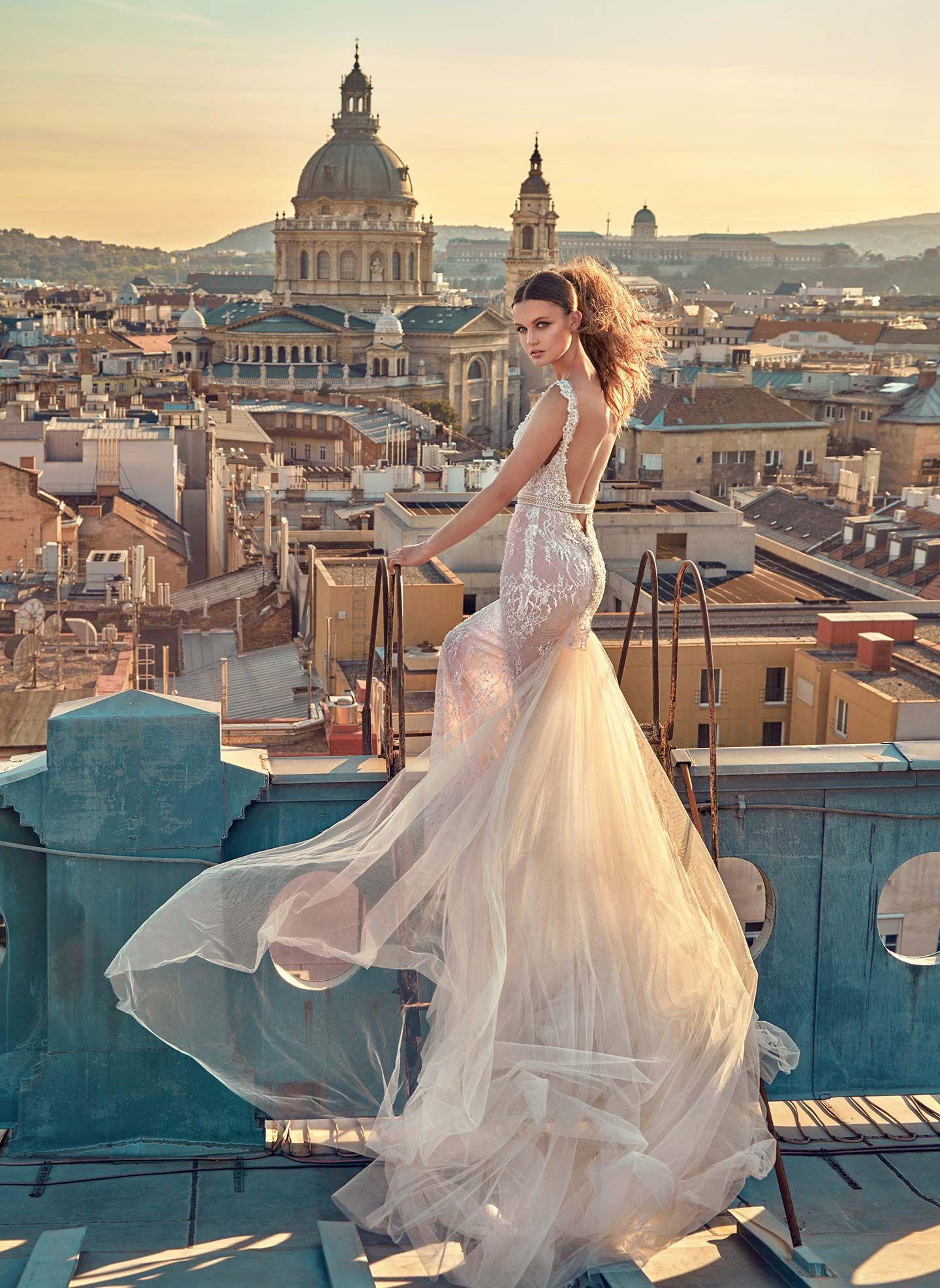 Barcelona Bridal Fashion Week: Wir berichten von den neuen ...