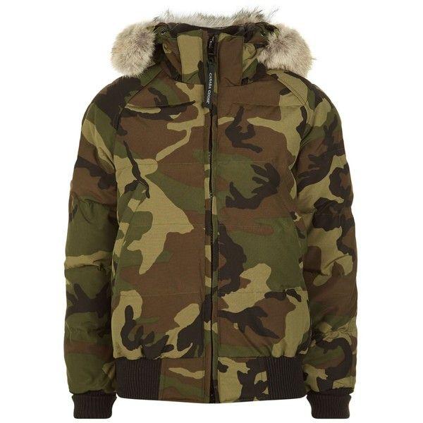 canada goose camo jackets mens