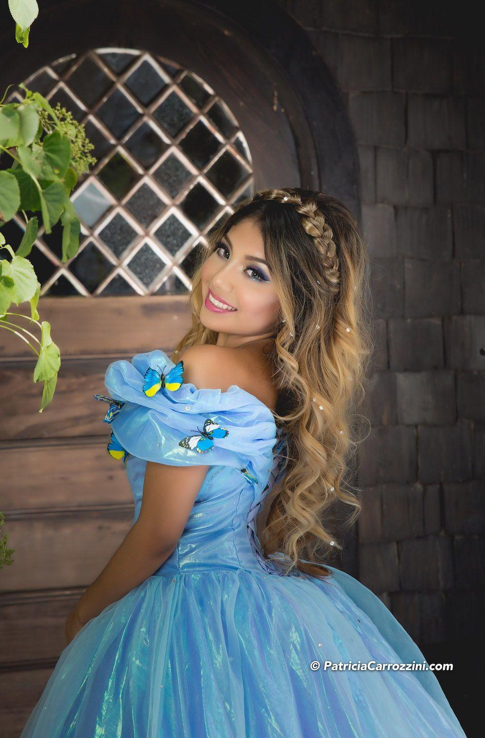 40+ Cinderella themed quinceanera dress ideas