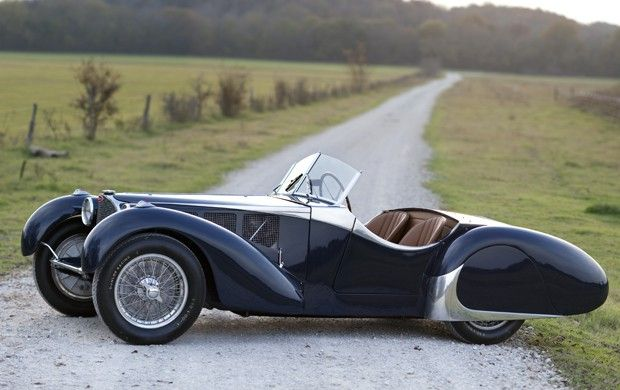 1938 Bugatti Type 57c Roadster With Images Classic Cars
