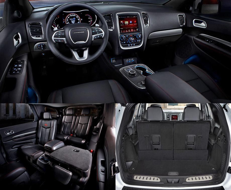 Vnedorozhnik Dodge Durango Slegka Obnovilsya Dodge Suv Dodge Durango Interior Suv Cars