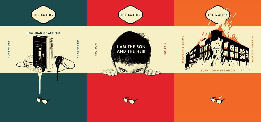 Smiths lyrics triple set by Raid71