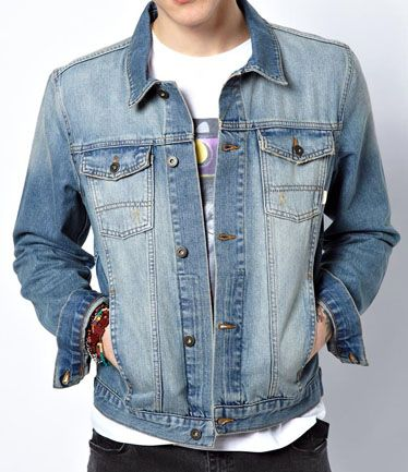 10 Jean Jackets to Wear with Everything in Your Wardrobe | ASOS ...
