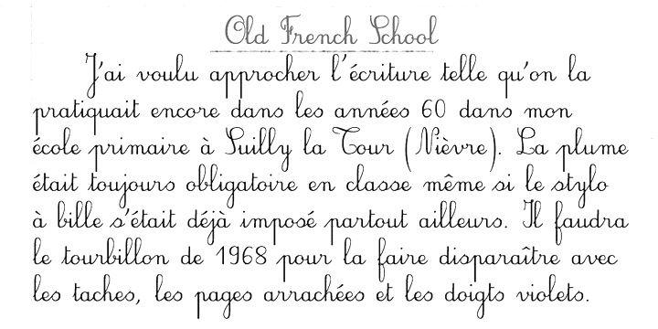 Printables French Handwriting Alphabet cursive handwriting worksheets davezan french davezan
