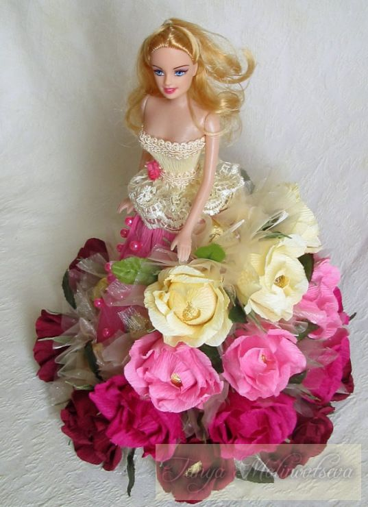 Розы картинки с барби