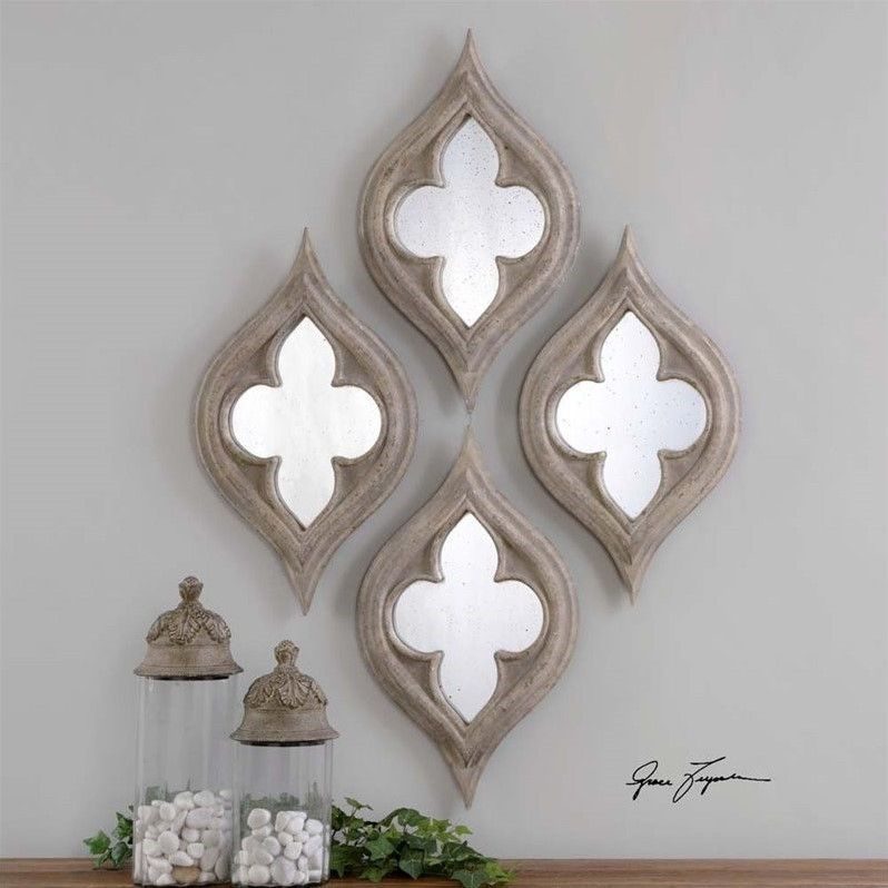 Lowest Price Online On All Uttermost Pernilla Quatrefoil