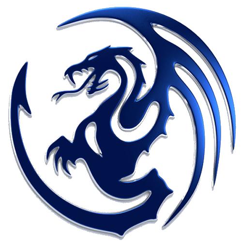 Blue Dragon Logo Png Tribal Dragon Tattoos Dragon Tattoo Tribal Dragon Tattoo