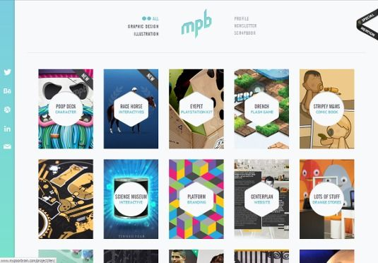 32 Brilliant Design Portfolios To Inspire You
