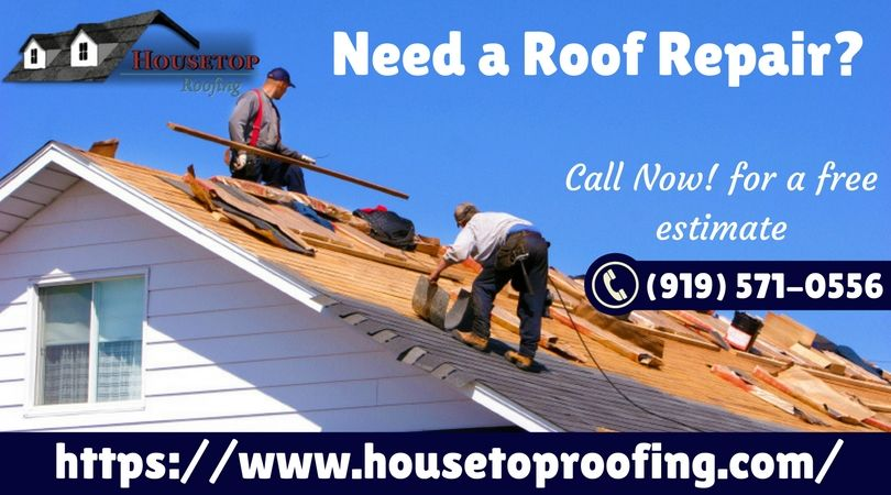 Are You Searching For Leading Roof Repair Companies In Raleigh? Our Housetop  Roofing And Home Improvement Provide Comprehensive Roof Services For Your  Home ...