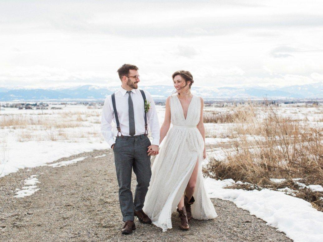 rustic modern barn wedding tablescape photoshoot