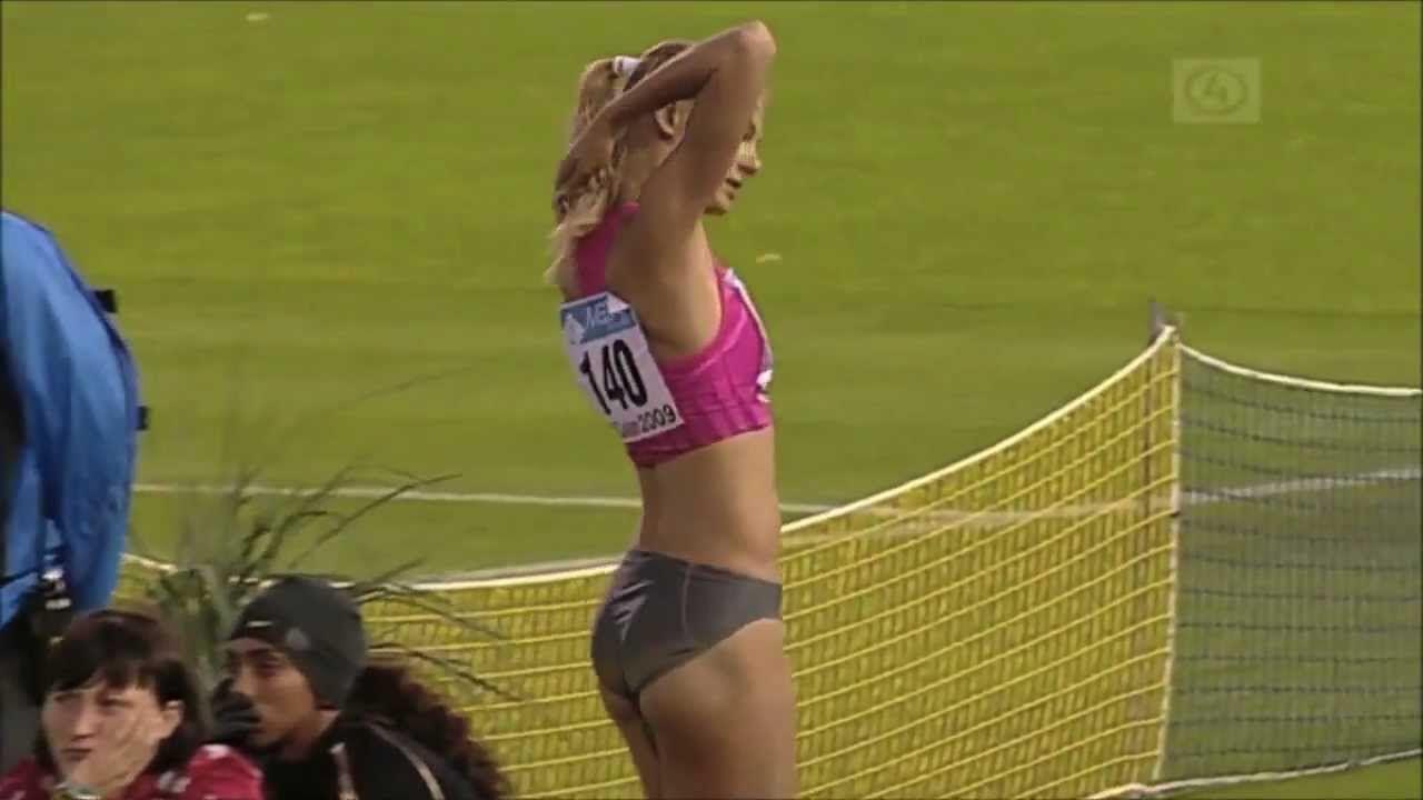 dara klishina - most beautiful athletic london olympic 2012   darya