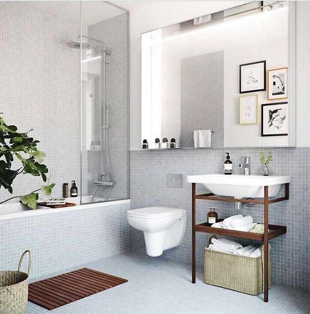 Lovely room | Cuarto de baño moderno, Cuartos de baños ...