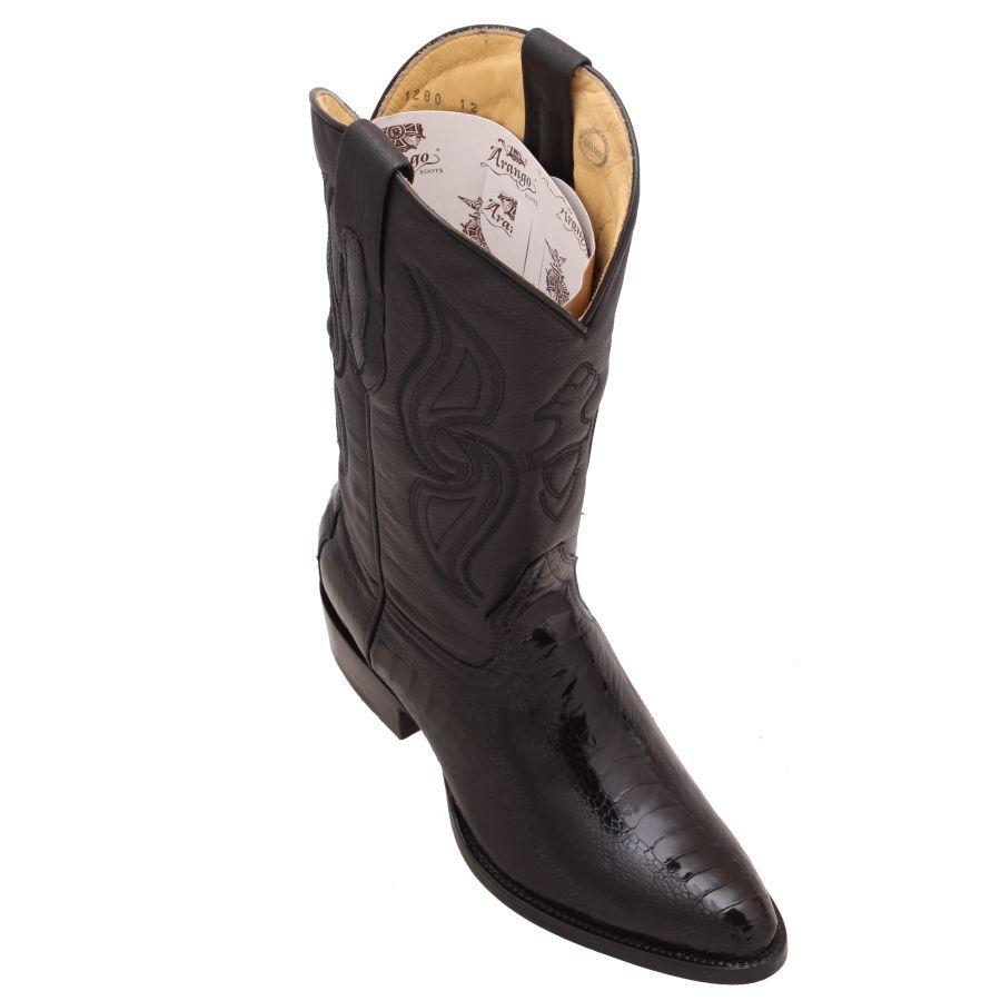 8af765b340  Bota  Vaquera Exótica  Pata de  Avestruz Original Oval Color Negro.  Calidad y comodidad en pieles originales. Precio  2