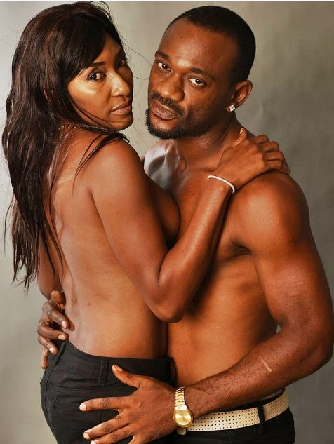 Hot Or Not Photo Of Popular Nollywood Actor And Actress Goes Viral Breaking The Internet