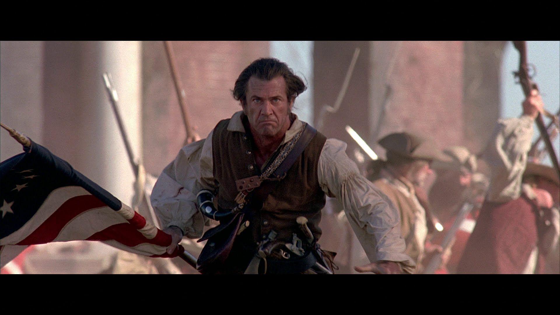 Mel Gibson Heath Ledger The Patriot 2000 Full Movie 4th