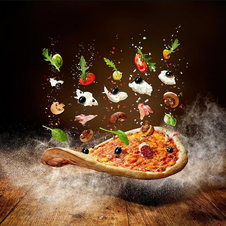 Still Life And Food Photographer Piotr Gregorczyk Pizza Art Food Menu Design Photographing Food