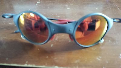 Oakley Mars Ruby Iridium