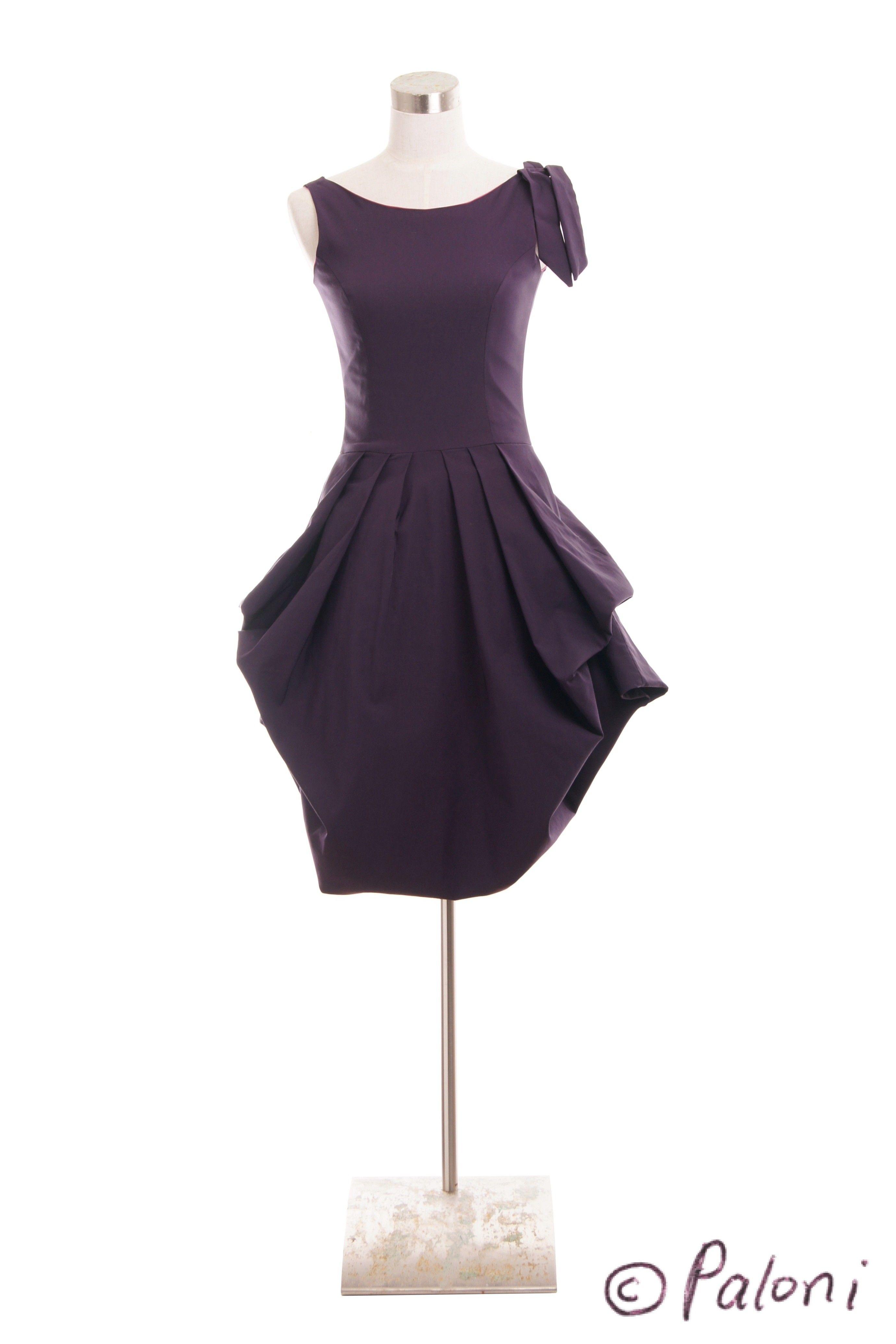 TAUKO Viuhka mekko