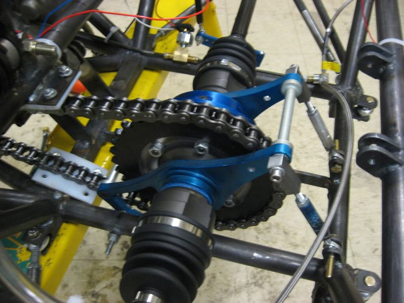 Sand Rail Rear Axle : Yfz differential dune buggies pinterest cars