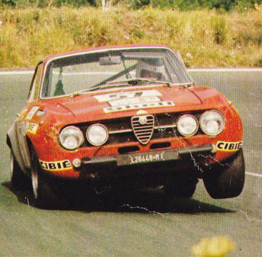 Alfa Romeo GTAM #AlfaRomeoclassiccars
