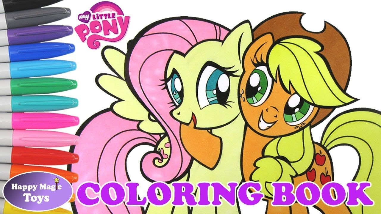My Little Pony - Friendship is Magic 02 Coloring Page | Coloring ... | 720x1280