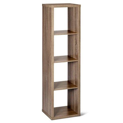 4 Cube Vertical Organizer Shelf 13 Threshold Shelf