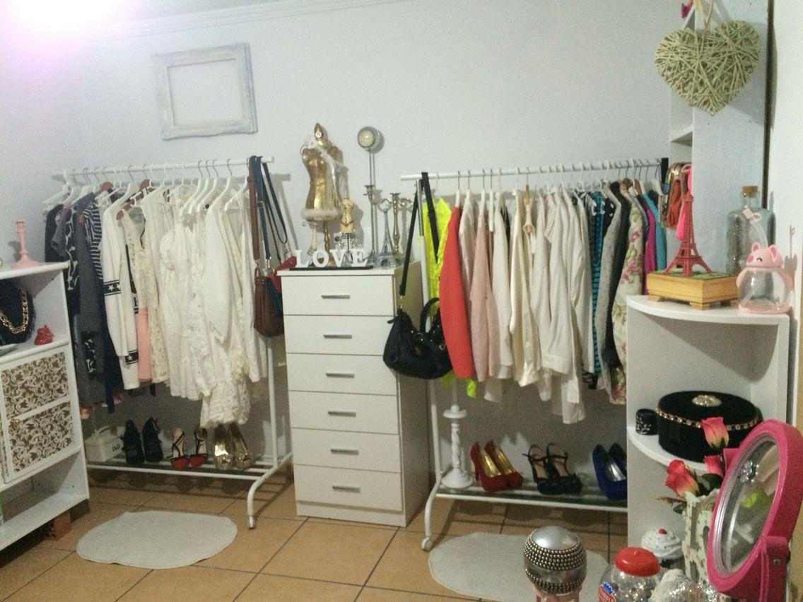 Closet#wardrobe#chicas#ropa#