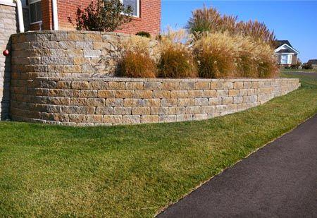 front yard landscaping elevation