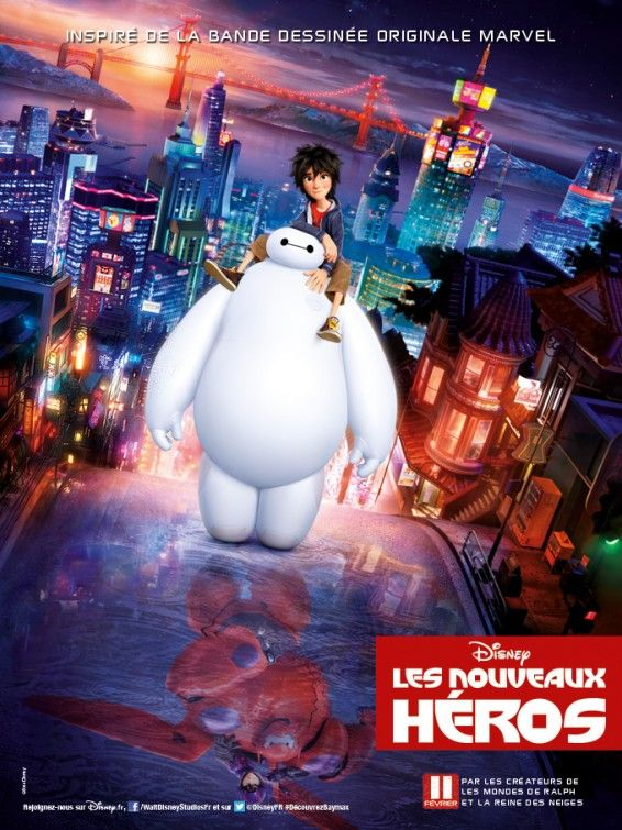 Big Hero 6 Movie Poster 15 Hero 6 Movie Big Hero 6 Baymax Big Hero