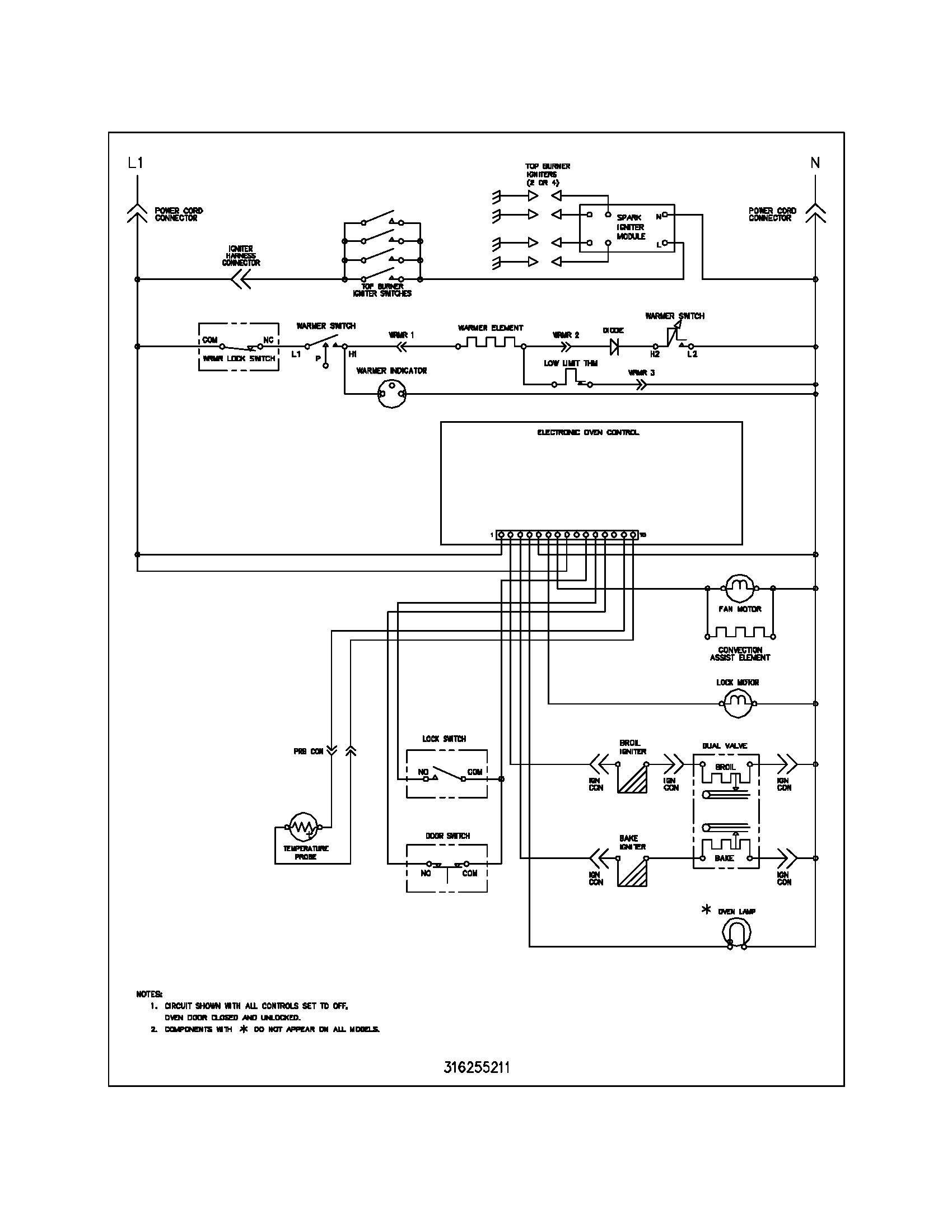 16 Wiring Diagram For Electric Fireplace Heater  With