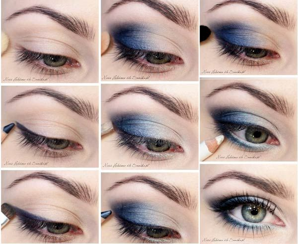 7 Types of Eye Makeup Looks You Should Try!Tutorials Included ...