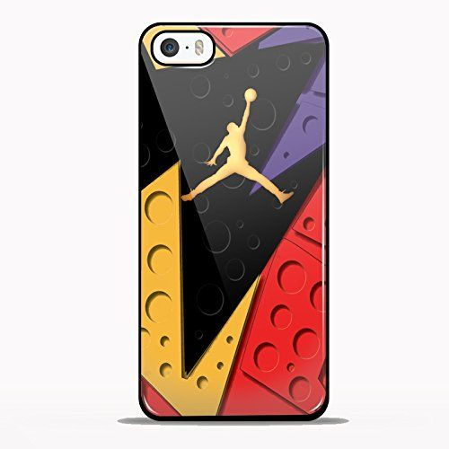 Jordan retro 7 raptor Design GNO for iPhone 5/5s Black