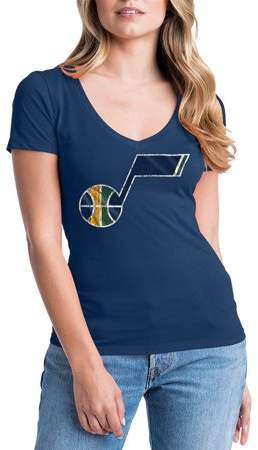 official photos 42f69 b1a48 Utah Jazz Womens NBA Short Sleeve Baby Jersey V-neck in 2019 ...