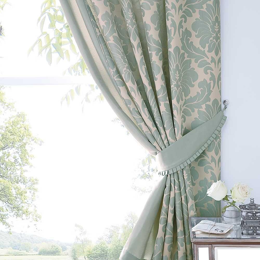 Interior Captivating Curtain Tie Backs Childrens Bedroom