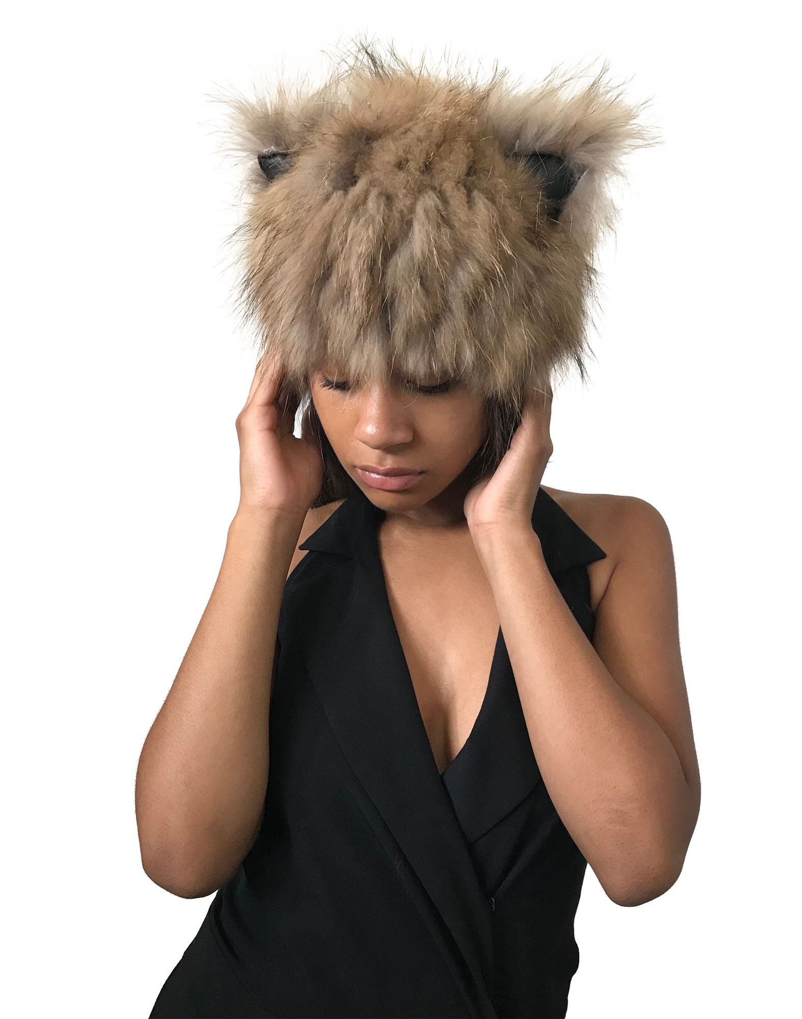 7946ac1bb13 Womens Fur Hats With Ears