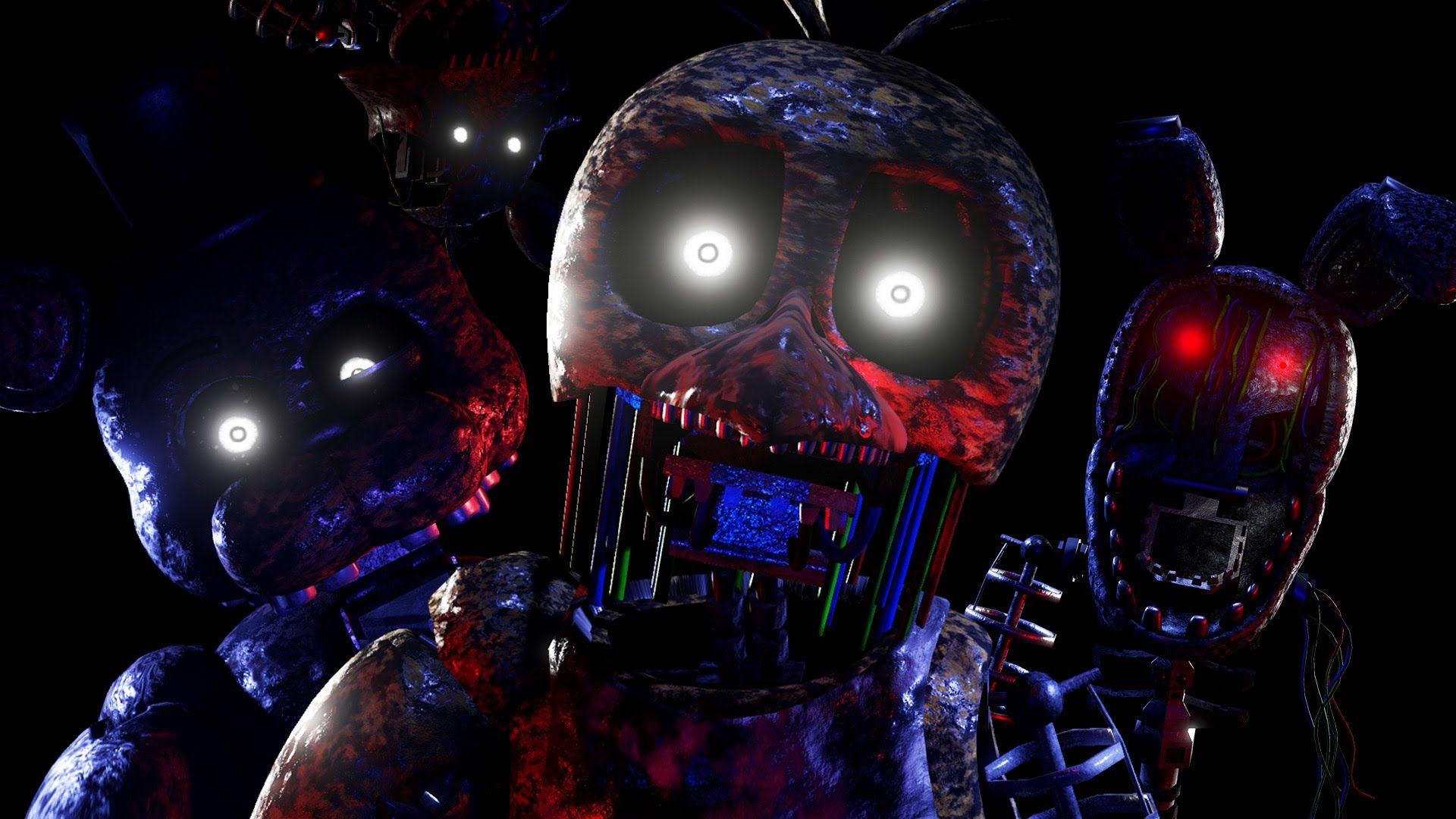 CHICA COMPLETES THE FAMILY... | Joy of Creation: Reborn #4 ...