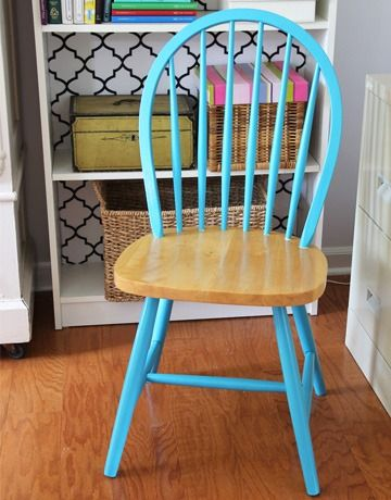 Second Time Around Chic Furniture Before And After Mywayhome Affordable Diy Decorating