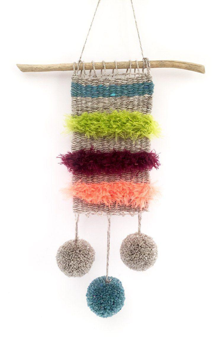 weben mit kindern traditionelle webkunst kennen lernen diy pinterest weaving weaving. Black Bedroom Furniture Sets. Home Design Ideas