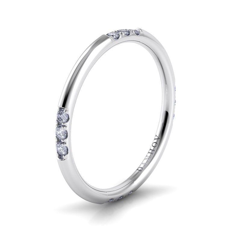 Pin By Danhov Jewelry On Wedding Rings Diamond Bands Danhov Engagement Rings Diamond Wedding Bands