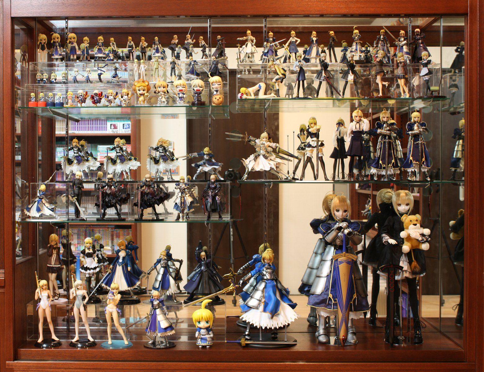 43++ Anime figure display case ikea ideas